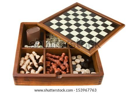 Games - stock photo