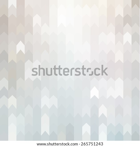 Gentle colored background with geometric pattern  - raster version - stock photo