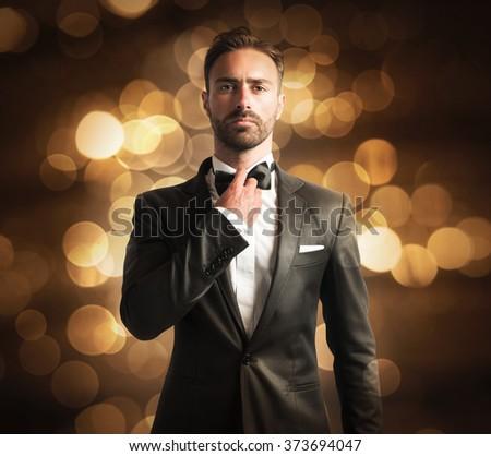Gentleman - stock photo