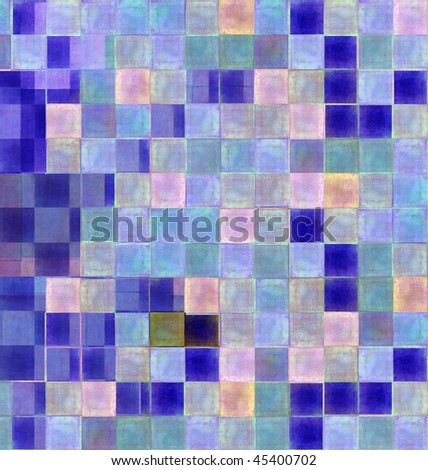 geometric background image with earthy texture - stock photo