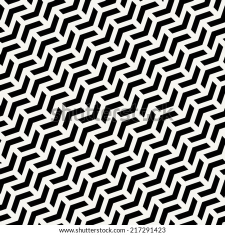Geometric  pattern. Seamless abstract texture for wallpapers and background - stock photo