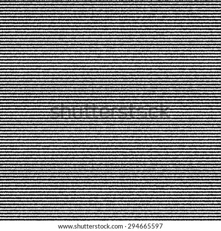 Geometric seamless  background with ink abstract horizontal lines. Abstract texture for wallpapers. Black and white colors - stock photo