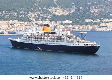 Gibraltar - stock photo