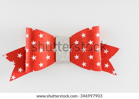 gift bow - stock photo