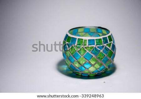 gift glass  - stock photo