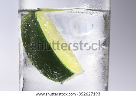 Gin and tonic - stock photo
