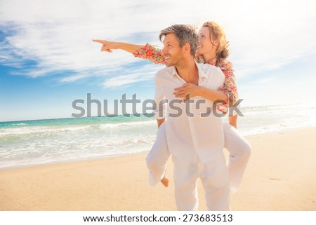 girlfriend looking for travel destination - stock photo