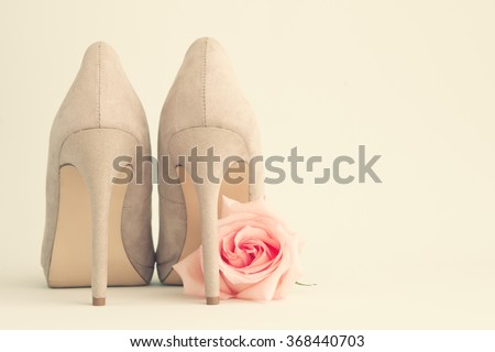 Girly accessories  - stock photo