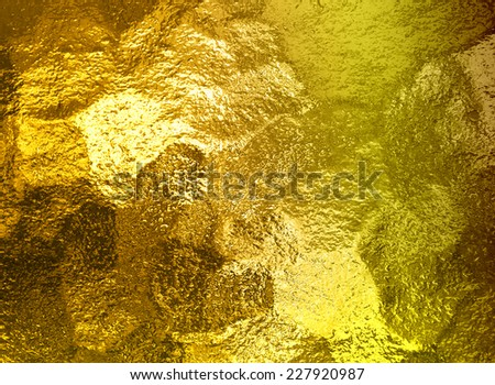 glass abstract background - stock photo