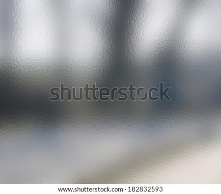 Glass Blurred Photo - stock photo