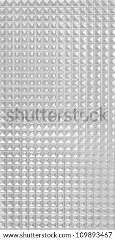 Glass texture background closeup - stock photo