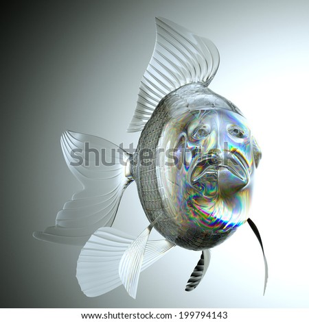 Pelvic fin stock photos images pictures shutterstock for List of fish with fins and scales