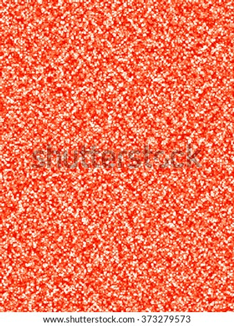 Glittering red background - stock photo