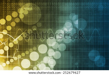 Global Partners in Export Trade Software Art - stock photo