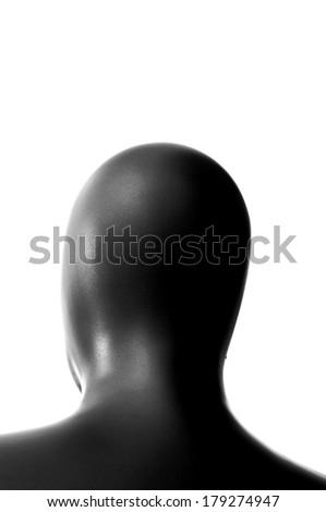 glossy dummy - stock photo