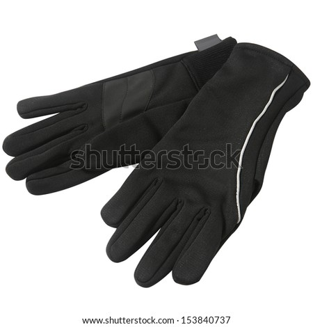 Gloves - stock photo