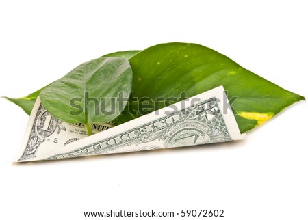 Going Green Concept - stock photo