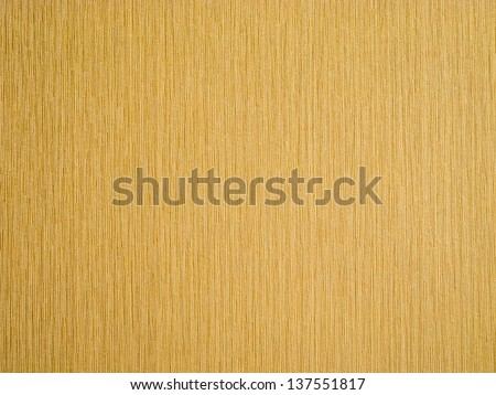 Gold fabric background or texture - stock photo