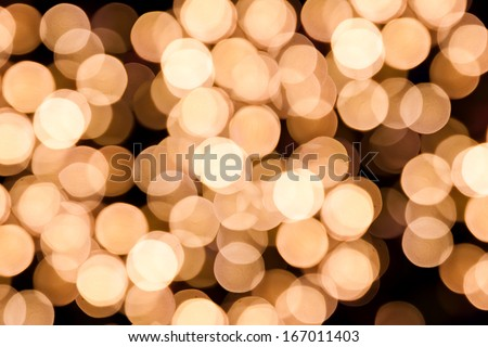 Gold Festive Christmas background. - stock photo
