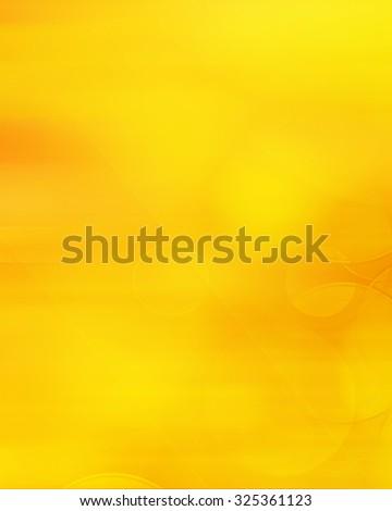 Gold Festive Christmas background. Elegant abstract background yellow bokeh  - stock photo