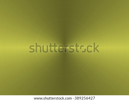 Gold metal background - stock photo