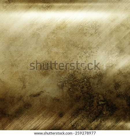 Gold metal texture for background - stock photo