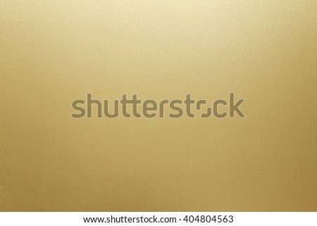 Gold paper texture background - stock photo