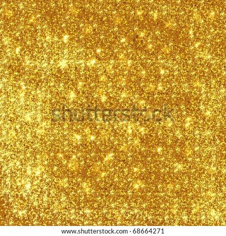 Gold precious texture - stock photo