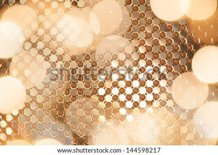 Golden luxury texture. Abstract background. - stock photo