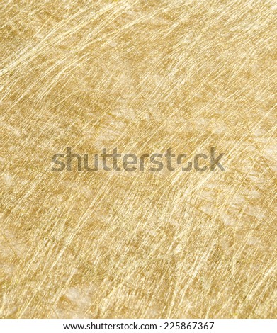 Golden shiny abstract vertical background From series Backgrounds for greeting cards - stock photo