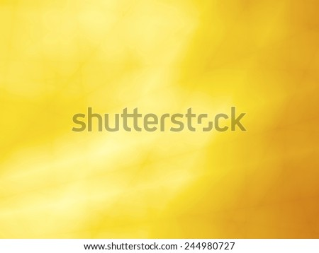 Golden velvet silky abstract pattern background - stock photo