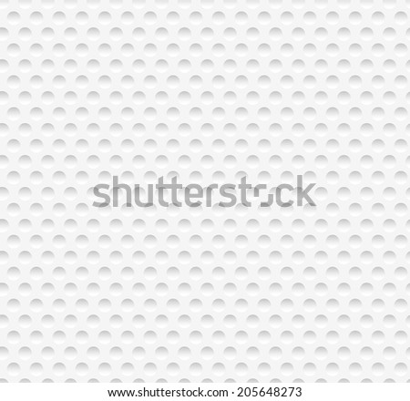golf background or golf ball texture - stock photo