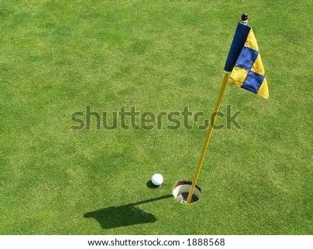 Golf Tournament - stock photo
