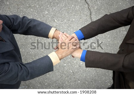 good deal(special photo f/x) - stock photo