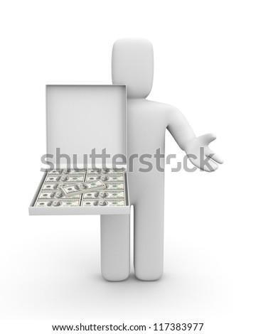 Good offer - stock photo
