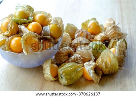 Gooseberry - stock photo
