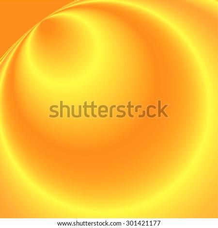Gradient background. Orange,yellow - stock photo