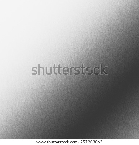 gradient background silver metal texture - stock photo