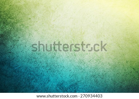 gradient color grunge texture abstract background - stock photo