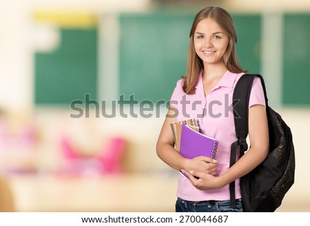 Graduation, University, Black. - stock photo