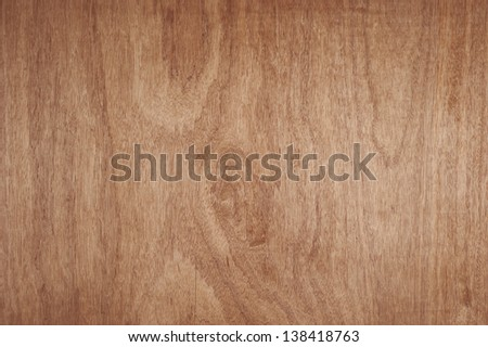 grained and textured wood, use as background - stock photo