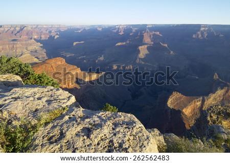 Grand Canyon National Park, Arizona, Usa - stock photo