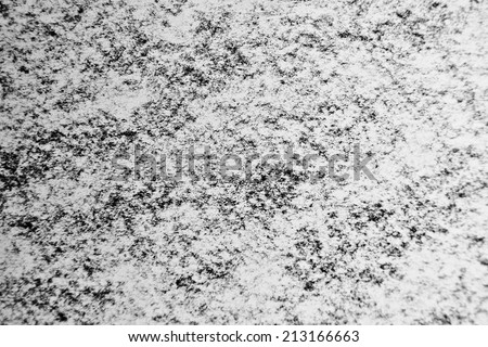 Graphite texture or background - stock photo