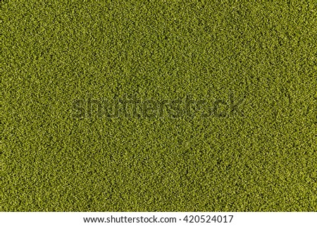grass pattern from golf course - stock photo