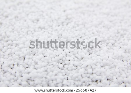 Graupel - stock photo