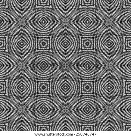 gray grunge old textile pattern background  - stock photo