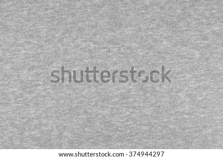 Gray heather fabric texture - stock photo