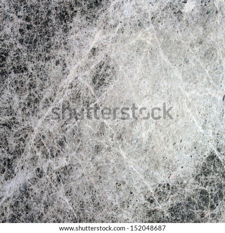Gray marble texture. Grey marmoreal background.  - stock photo