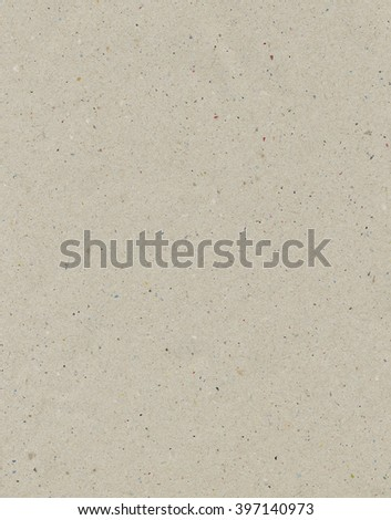 Gray paper background - stock photo