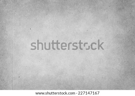 gray paper cardboard texture or background - stock photo